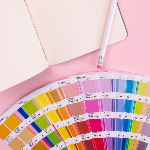 Pantone choices with Henstra Design